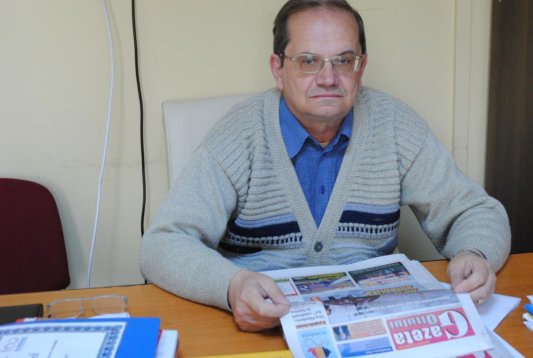 Cristian Bughea, profilul unui om care aduce mișcarea în comunitate
