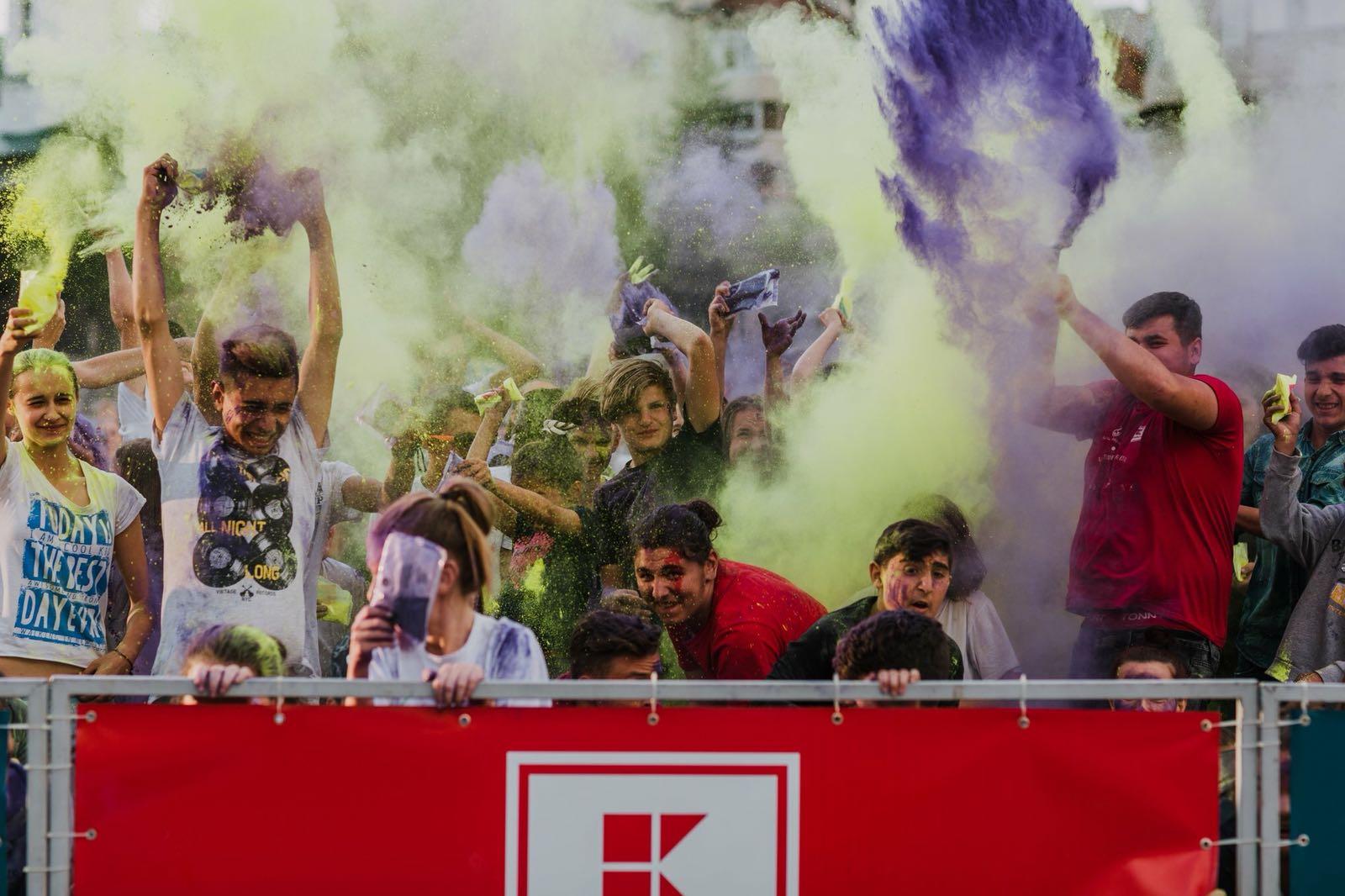 Peste 75.000 de participanți la Bucurie în Mișcare România 2018